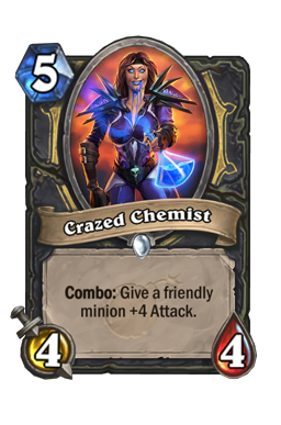 Crazed Chemist