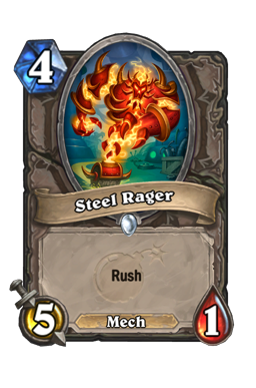 Steel Rager