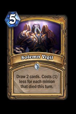 Solemn Vigil
