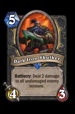 Dark Iron Skulker