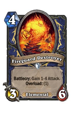 Fireguard Destroyer