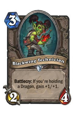 Blackwing Technician