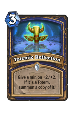 Totemic Reflection