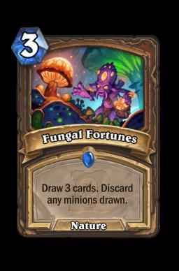 Fungal Fortunes