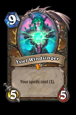 Ysiel Windsinger