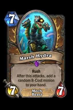 Marsh Hydra