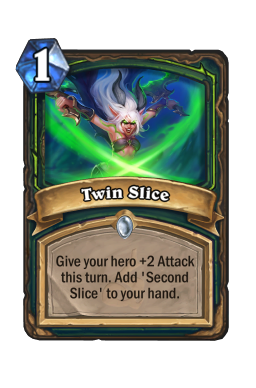 Twin Slice