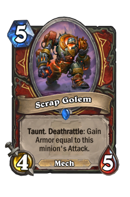 Scrap Golem