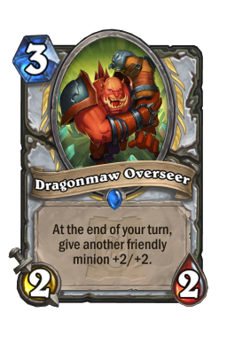 Dragonmaw Overseer