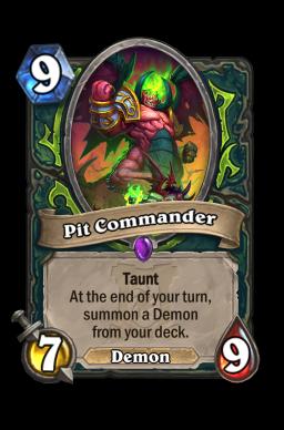 Pit Commander