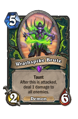 Wrathspike Brute