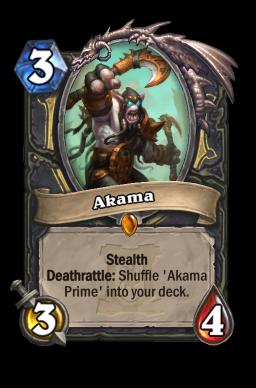 Akama