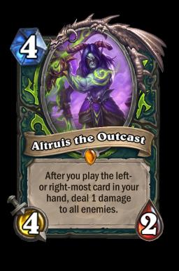 Altruis the Outcast