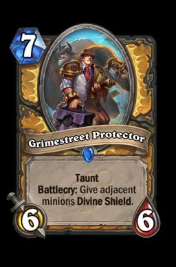 Grimestreet Protector
