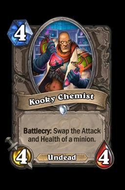 Kooky Chemist