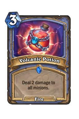 Volcanic Potion
