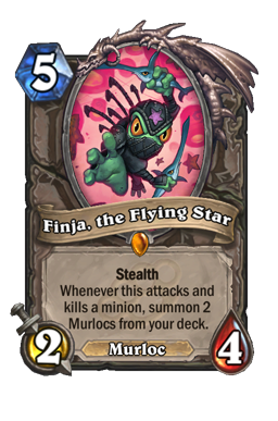 Finja, the Flying Star
