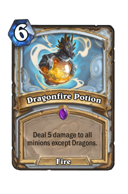 Dragonfire Potion