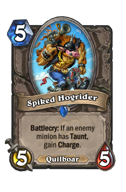Spiked Hogrider
