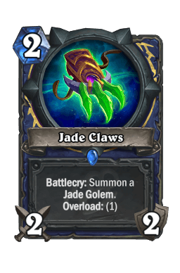 Jade Claws
