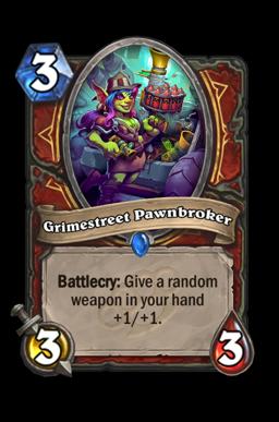 Grimestreet Pawnbroker
