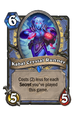 Kabal Crystal Runner