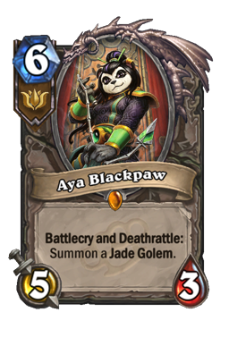 Aya Blackpaw
