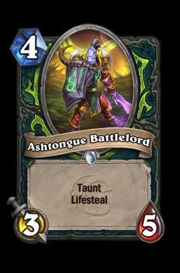 Ashtongue Battlelord