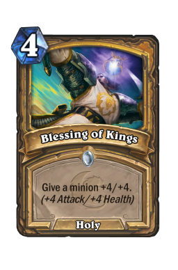 Blessing of Kings