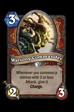 Warsong Commander