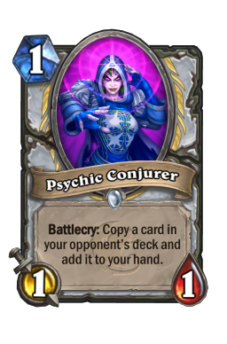 Psychic Conjurer