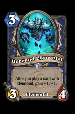 Unbound Elemental