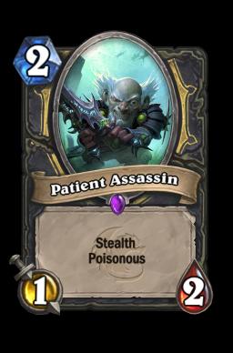 Patient Assassin