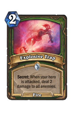 Explosive Trap