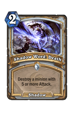 Shadow Word: Death
