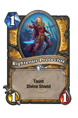 Righteous Protector