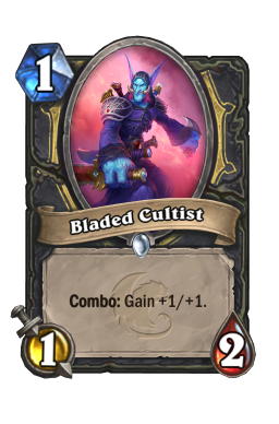 Bladed Cultist