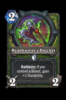 Headhunter's Hatchet