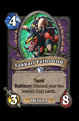 Lakkari Felhound
