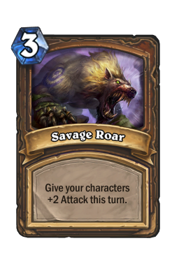 Savage Roar