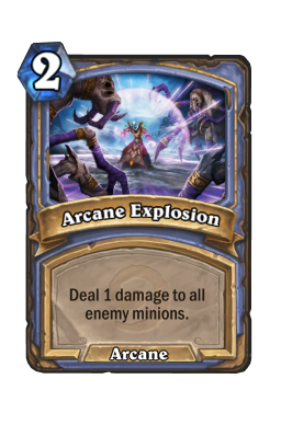 Arcane Explosion