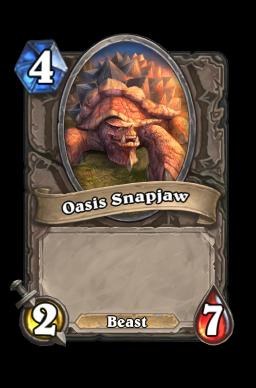 Oasis Snapjaw