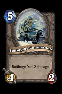 Stormpike Commando