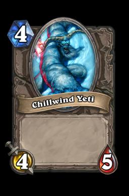 Chillwind Yeti