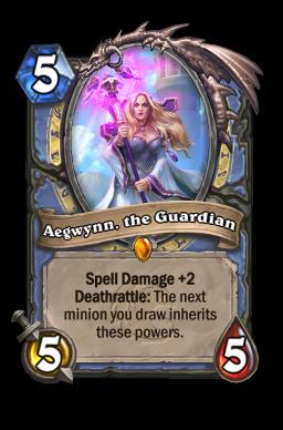 Aegwynn, the Guardian