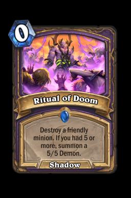Ritual of Doom