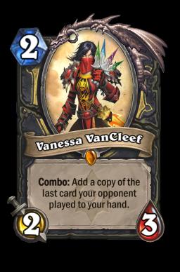 Vanessa VanCleef