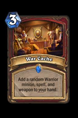 War Cache