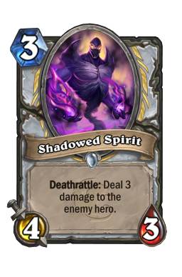 Shadowed Spirit