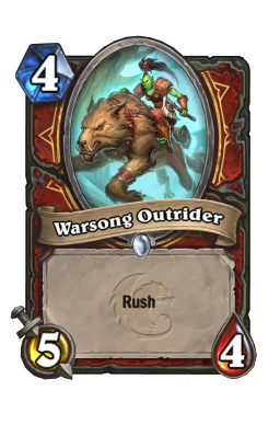 Warsong Outrider